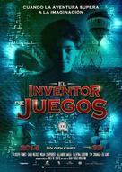 El Inventor de Juegos - Argentinian Movie Poster (xs thumbnail)