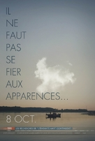Gone Girl - French Movie Poster (xs thumbnail)