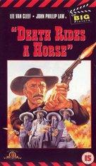 Da uomo a uomo - British VHS movie cover (xs thumbnail)