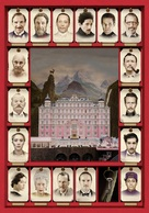 The Grand Budapest Hotel - Key art (xs thumbnail)