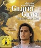 What's Eating Gilbert Grape - German Movie Cover (xs thumbnail)