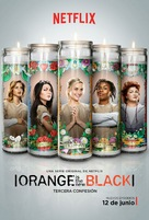 """Orange Is the New Black"" - Argentinian Movie Poster (xs thumbnail)"
