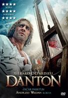 Danton - Finnish DVD movie cover (xs thumbnail)