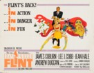 In Like Flint - British Movie Poster (xs thumbnail)