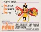 In Like Flint - British Movie Poster (xs thumbnail)