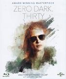 Zero Dark Thirty - Italian Blu-Ray movie cover (xs thumbnail)