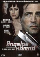 Avenging Angelo - Swedish DVD cover (xs thumbnail)