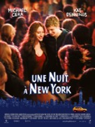 Nick and Norah's Infinite Playlist - French Movie Poster (xs thumbnail)