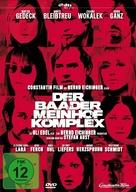 Der Baader Meinhof Komplex - German Movie Cover (xs thumbnail)