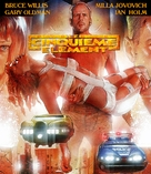 The Fifth Element - Canadian Blu-Ray movie cover (xs thumbnail)