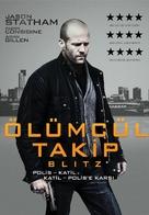 Blitz - Turkish Movie Poster (xs thumbnail)