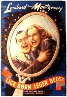 Mr. & Mrs. Smith - Danish Movie Poster (xs thumbnail)
