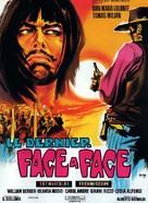 Faccia a faccia - French Movie Poster (xs thumbnail)