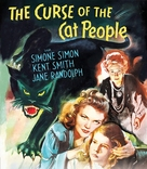 The Curse of the Cat People - Blu-Ray movie cover (xs thumbnail)