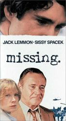 Missing - VHS cover (xs thumbnail)