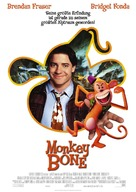 Monkeybone - German Movie Poster (xs thumbnail)