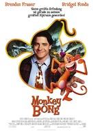 Monkeybone - German Movie Poster (xs thumbnail)