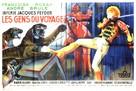 Les gens du voyage - French Movie Poster (xs thumbnail)
