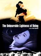 The Unbearable Lightness of Being - DVD movie cover (xs thumbnail)