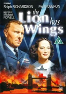 The Lion Has Wings - British Movie Cover (xs thumbnail)