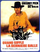 Shoot Out - French Movie Poster (xs thumbnail)