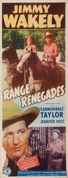 Range Renegades - Movie Poster (xs thumbnail)