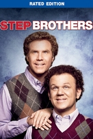Step Brothers - DVD cover (xs thumbnail)