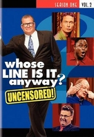 """Whose Line Is It Anyway?"" - DVD movie cover (xs thumbnail)"
