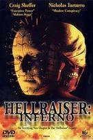 Hellraiser: Inferno - Norwegian Movie Cover (xs thumbnail)