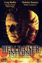 Hellraiser: Inferno - Norwegian Movie Cover (xs thumbnail)