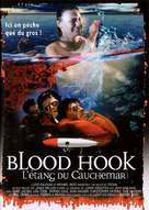 Blood Hook - French Movie Poster (xs thumbnail)