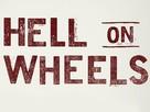 """""""Hell on Wheels"""" - Logo (xs thumbnail)"""