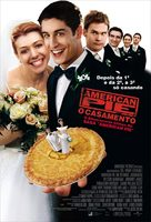 American Wedding - Brazilian Movie Poster (xs thumbnail)