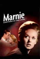 Marnie - Brazilian DVD cover (xs thumbnail)
