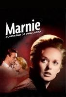 Marnie - Brazilian DVD movie cover (xs thumbnail)