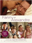 Fanny och Alexander - French Re-release poster (xs thumbnail)