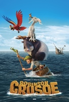 Robinson - Belgian Movie Poster (xs thumbnail)