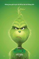 The Grinch - Vietnamese Movie Poster (xs thumbnail)