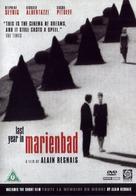 L'année dernière à Marienbad - British Movie Cover (xs thumbnail)