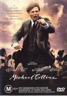 Michael Collins - Australian DVD movie cover (xs thumbnail)