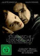 Wuthering Heights - German DVD cover (xs thumbnail)