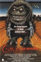 Critters - German Movie Cover (xs thumbnail)