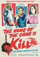 The Name of the Game Is Kill - DVD cover (xs thumbnail)