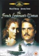 The French Lieutenant's Woman - British Movie Cover (xs thumbnail)