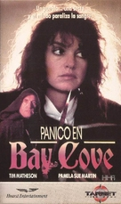 Bay Coven - Spanish VHS movie cover (xs thumbnail)