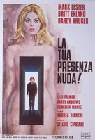 Diabólica malicia - Italian Movie Poster (xs thumbnail)