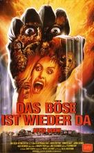 After Death (Oltre la morte) - German VHS movie cover (xs thumbnail)