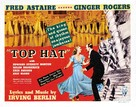Top Hat - Movie Poster (xs thumbnail)