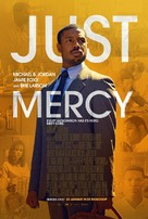 Just Mercy - Dutch Movie Poster (xs thumbnail)