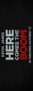 Here Comes the Boom - Logo (xs thumbnail)